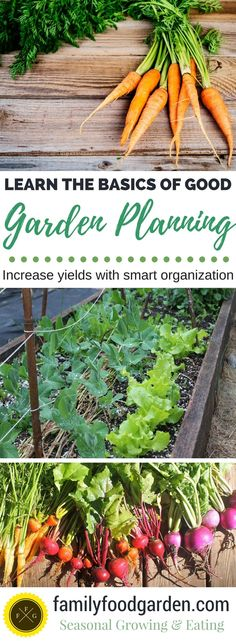 Figure out what your family buys & spends on produce to plan your best garden ever!