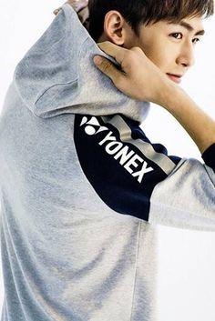 2PM's Nichkhun gets recognized for his badminton skills as new face of 'Yonex Korea'   allkpop.com