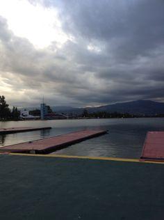 Pista olímpica de remo y canotaje