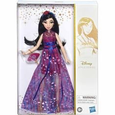 Disney Princess Style Series Mulan Doll