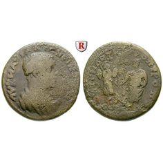 Römische Provinzialprägungen, Kilikien, Anazarbos, Elagabal, Tetrassarion 221/222 (Jahr 240), s: Kilikien, Anazarbos.… #coins