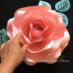 We have so many new flower sets added to our shop yesterday! you can purchase our medium size full body roses (no stem) right for the Valentine's Day ✔made from high quality shimmery designer papers they look pretty realistic and may add a fresh note to your room decor ✔30 cm across and 15 cm height ✔head over to www.SydneyPaperFlowers.com (direct link in bio☝️) ✔this product we ship worldwide