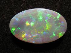 Black opal #Australian #opals #Blackopal #GNKOpals #Opal