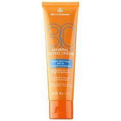 MDSolarSciences - Mineral Tinted Crème Broad Spectrum SPF 30 UVA-UVB Sunscreen #sephora