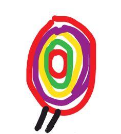 #lollipop #drawfree