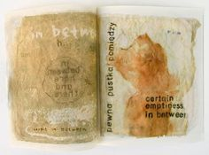 Artist's books in editions by Beata Wehr - Beata Wehr