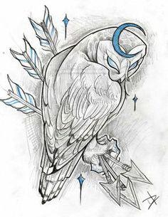 All About Art Tattoo Studio Rangiora. Kunst Tattoos, Body Art Tattoos, Irezumi Tattoos, Owl Tattoo Design, Tattoo Designs, Tattoo Ideas, Tattoo Studio, Tattoo Sketches, Art Sketches