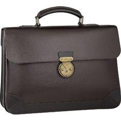 Louis Vuitton M95452 Utah Leather Apache Café