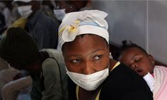 Drug-resistant TB.... scary stuff
