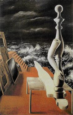 the mysteries of the horizon rene magritte - Google Search
