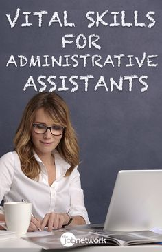 If you're thinking about becoming an administrative assistant for the next phase of your career, let's look at some of the most important skills you'll need to succeed. Administrative Assistant Training, Administrative Support, Administrative Professional, Personal Assistant Duties, Assistant Manager, Virtual Assistant, Personal Assistants, Office Administration, Work Goals
