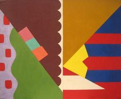 SHIRLEY JAFFE Untitled 1973 oil on canvas 15 x 18 inches