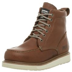 Timberland PRO Men's Wedge Sole Six-Inch Soft-Toe Boot - http://authenticboots.com/timberland-pro-mens-wedge-sole-six-inch-soft-toe-boot/