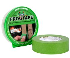 You could turn your spring renovations into cash with FrogTape. Show them what you've been up to for a chance to win $5,000 and receive a FREE roll of their multi-surface tape.