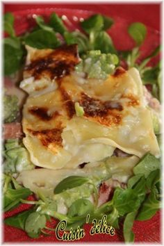 tortillas chou romanesco cheddar