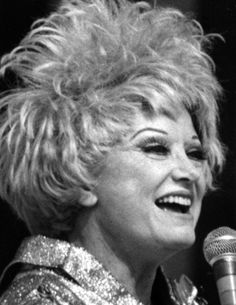 Phyllis Diller | 1917-2012: The first female stand-up comic in the US, she paved the way for female comedians. |