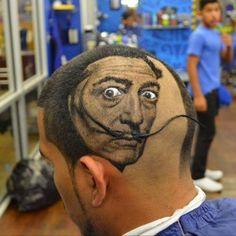 14 pessoas que arrasaram na criatividade do corte de cabelo