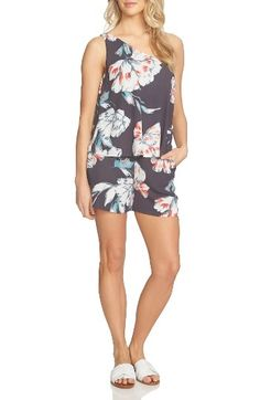 1.STATE One-Shoulder Romper by womens-dresses