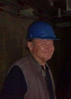 Larry Haney, my uncle in Tucson, Arizona