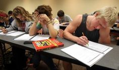 ACT essay scores are inexplicably low, causing uproar among college-bound students - The Washington Post