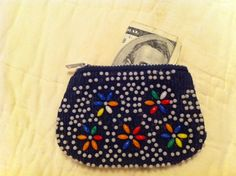 Cute and Sweet Antique Change Purse, circa 1970s. holy cow i just remembered i had one of these!!!! oh the memories! its funny the things you forget!