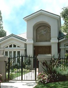 Dean Martin's home in Beverly Hills, California