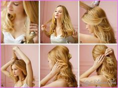awesome Easy hairstyles for frizzy hair