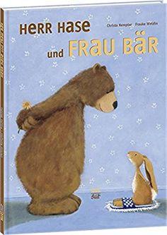 Herr Hase und Frau Bär