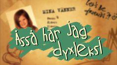 Åsså har jag dyslexi: Tillsammans är vi starka - UR.se