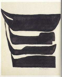 Drawing Minimal Blog: Louise Bourgeois Untitled. 1950. ink on paper. 13 1/2 x 10 1/2