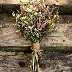 Rustic wedding bouquets - Bridal Pursuit Best Picture For artificial Wedding Bouquet For Your Taste Country Wedding Bouquets, Small Wedding Bouquets, Rustic Wedding Flowers, Bridal Flowers, Flower Bouquet Wedding, Bridesmaid Bouquet, Country Weddings, Rustic Bouquet, Romantic Weddings