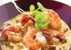 Curry van garnalen op Indische wijze - SOLO