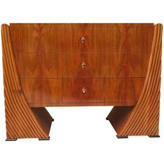 Lovely Art Deco Chest of Drawers | From a unique collection of antique and…