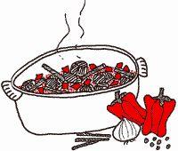 Koken met Karin. Goulash van wild (4 personen)