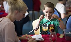 For children with hemiplegia, a common form of cerebral palsy, learning to be a magician is remarkably effective therapy. Paula Cocozza reports from the Breathe Magic summer camp