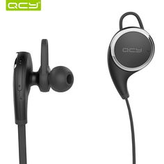 QCY QY8 sport wireless earphone running bluetooth headset gamer waterproof earbuds with MIC noise cancelling and QCY storage box  Price: 12.78 USD