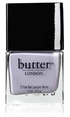 Butter London my fave nail lacquer