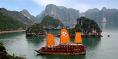 Halong, Vietnam...  Win your dream city break with i-ecape & Coggles #coggles #iescape #competition