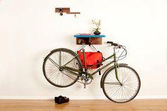 ¡Por fin, un soporte para mi bicicleta!