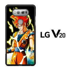 Dragon Ball Z Super Saiyan Goku LG V20 Case Dewantary