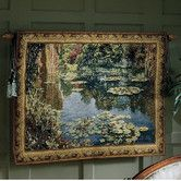Found it at Wayfair - Giverny Garden Tapestry