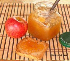 Coisas cá de casa: Geleia de maçã