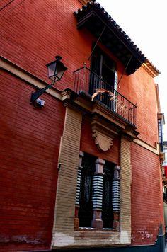 Calle Ximenez de Enciso, Sevilla.