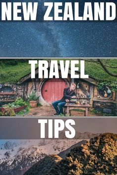 Traveling to New Zealand soon?  Check out my post about the best travel Tips!