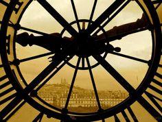 photo-paris - L'horloge du quai d'Orsay – Outanc about Paris An American In Paris, Paris Architecture, Paris Photos, Belle Epoque, Cool Photos, Amazing Photos, Belle Photo, The Good Place, Beautiful Places