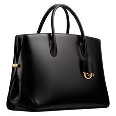 Dior Black DiorBar Large Black Bag Tote