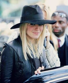 ♥ hats #style captured.