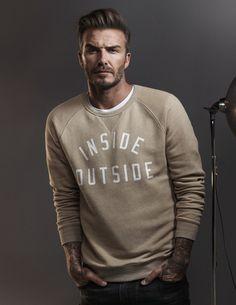 David Beckham in his best <3