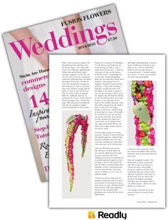 Suggestion about Fusion Flowers Weddings 2014/2015 page 111