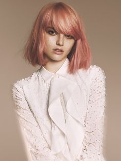 HairTrend | Hairdressing collection, hair, haircut and style